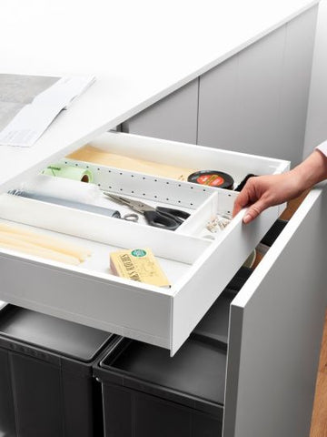ECO-PLUS For 600mm Cabinet with Utensil Drawer