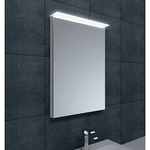 Ella Led Mirror With Shaver Socket
