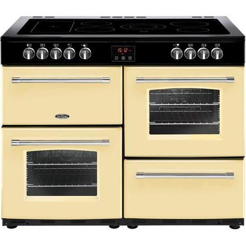 Belling Farmhouse100 Ceramic Range Cooker Cookers