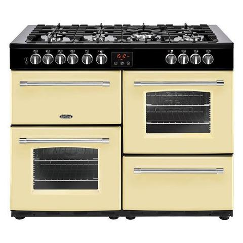 Belling Farmhouse110 Dual Fuel Range Cooker Cookers