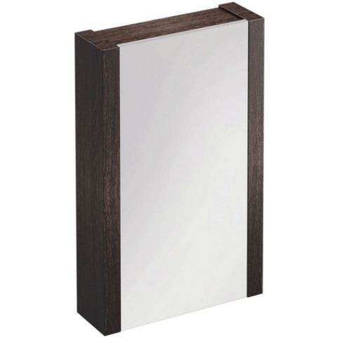 Mississippi 500 Mirrored Single Door Wall Cabinet
