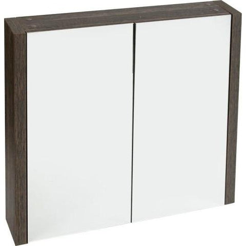 Mississippi 750 Mirrored Double Door Wall Cabinet