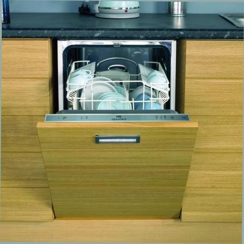 Belling Idw45 45Cm Fully Integrated Dishwasher Dishwashers