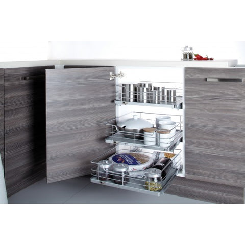 Individual Pull-Out Plus Kitchen Gadgets