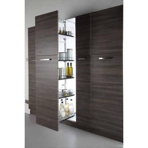 300Mm Pull-Out Larder Plus Kitchen Gadgets