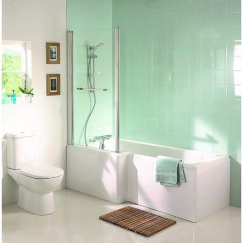 Tempo Cube Shower Screen Bath Screens