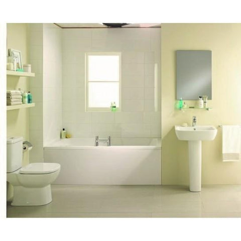 Tempo Arc 170Cm X 70Cm Double Ended Bath Standard Baths