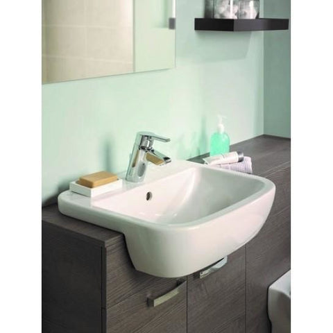 Tempo 55Cm Semi Countertop Basin