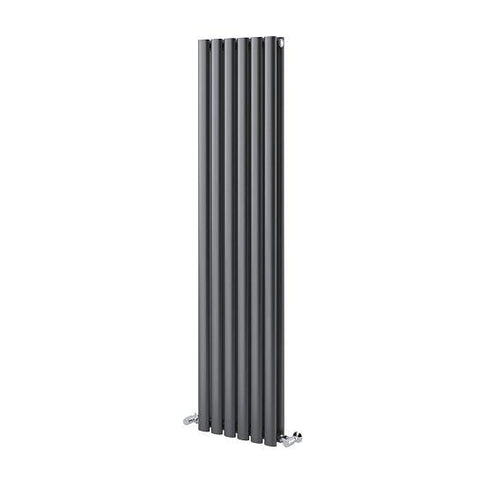 Izar Double Radiator 1500Mm X 350Mm 78Mm Heated Towel Rails