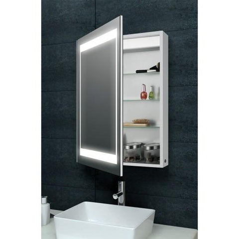 Lara Mirrored Cabinet