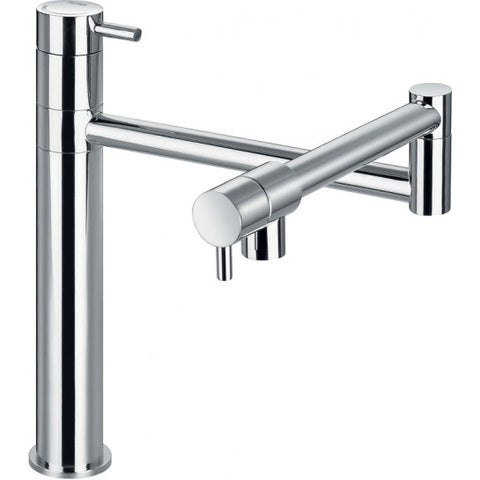 Flova Levo Swivel Arm Kitchen Mixer Waste Disposers & Hot Water Taps