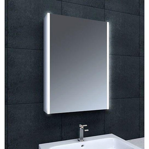 Lily Led Mirrored Wall Cabinet