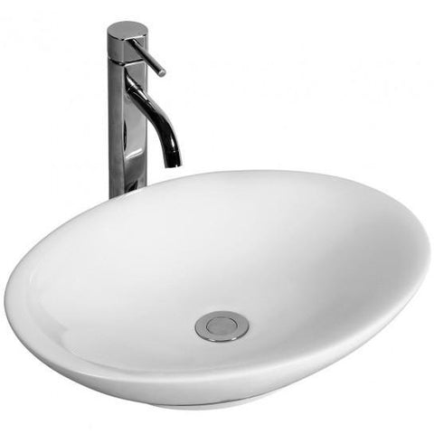 Fyori Elliptical Vessel Basin
