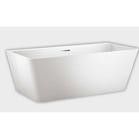 Michelle 1680Mm X 800Mm Freestanding Acrylic Bath