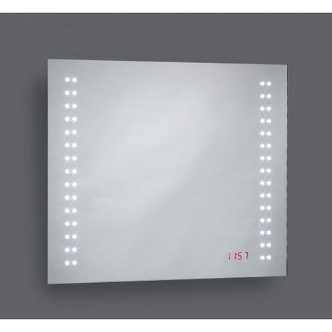 Crono Led Clock Mirror