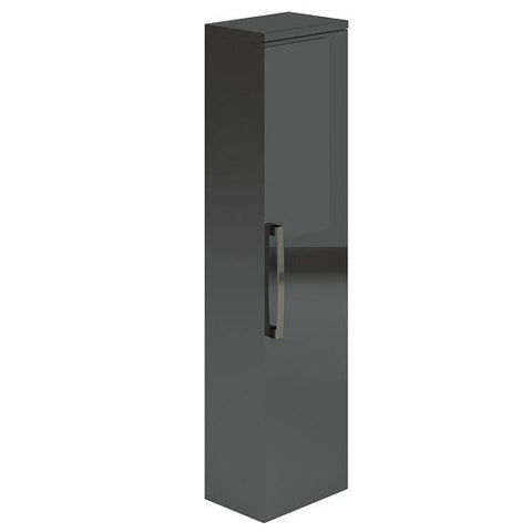 Nikita Wall Mounted Tall Cabinet Hung Vanity
