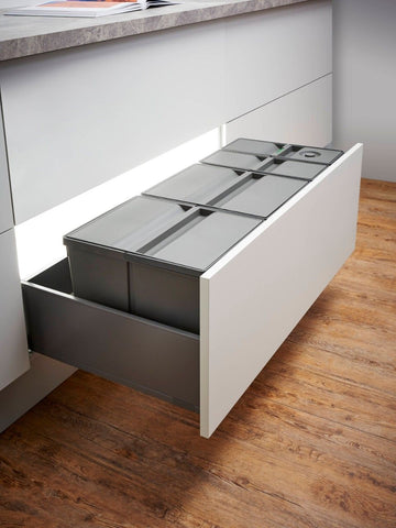 Pullboy 9XL for LEGRABOX, 1000mm Cabinet