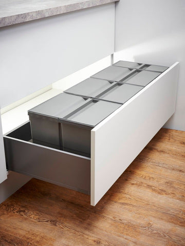 Pullboy 9XL for LEGRABOX, 1200mm Cabinet