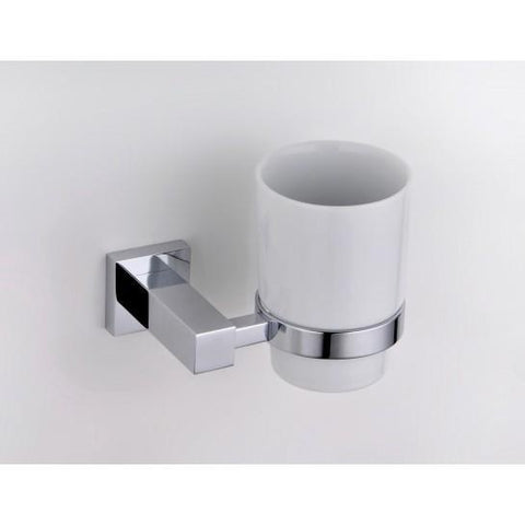 Quadro Tumbler And Holder