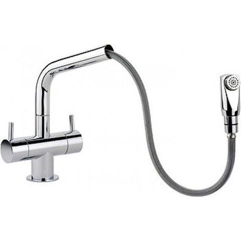 Rangemaster Aquapro Pull-Out Tap Waste Disposers & Hot Water Taps
