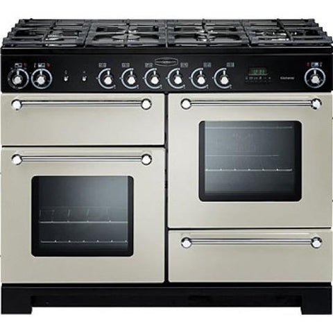 Rangemaster Kitchener 110 Dual Fuel Range Cooker Cookers