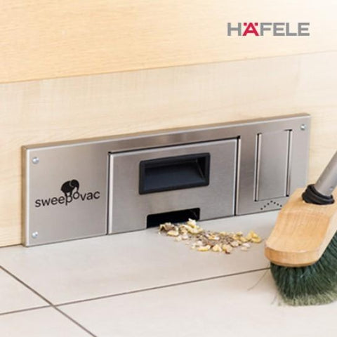 Sweepovac Kitchen Vacuum For Plinths Accessories