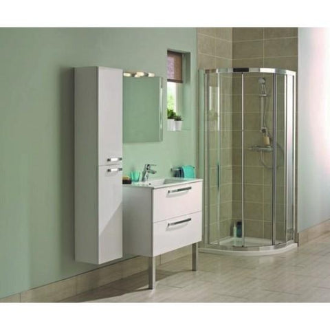 Tempo Column Unit 300Mm Wall Hung Vanity