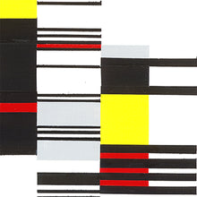 LINES STUDY V <span>acrylic 12in x 12in</span>