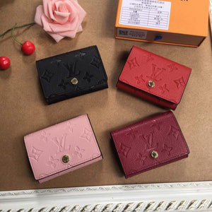 Small Color Wallets