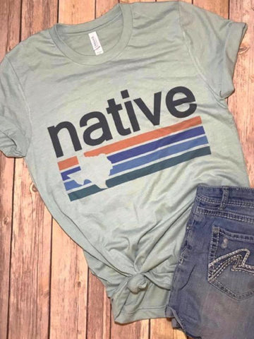Native Texas T-Shirt