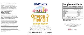 The impact of Omega 3 Fish Oil in your brain and mental health