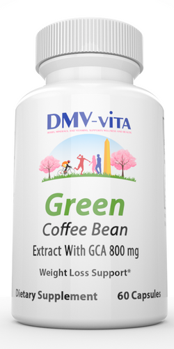 Green Coffee Bean w/GCA 800mg