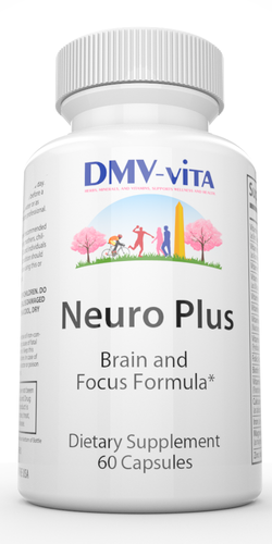 Neuro Plus (Brain and Focus Supplement)