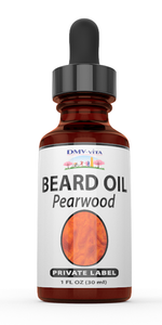Beard Oil (Pearwood)