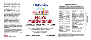 Multi Vitamin for Men