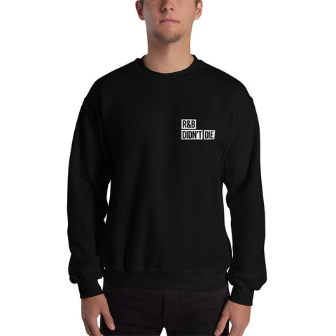Sweatshirt (small print logo)
