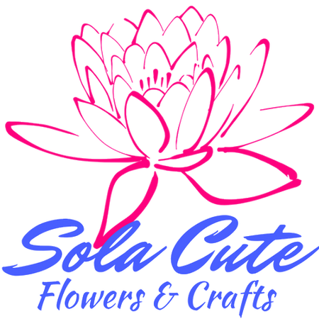 Sola Cute Flowers and Crafts