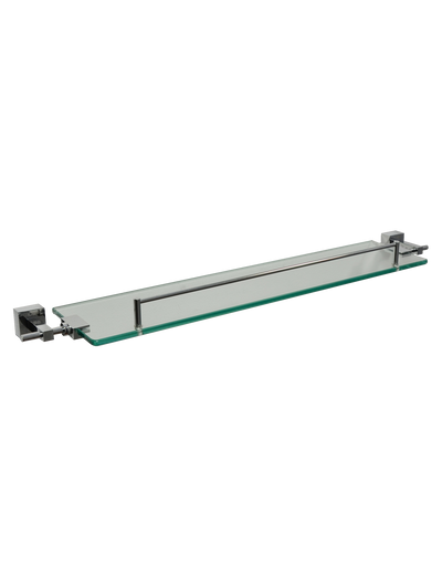 "UCORE Maxim - 25"" Glass Shelf w/ Mounting Hardware"