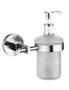 UCORE Maryn - Soap Dispenser & Holder w/ Mounting Hardware