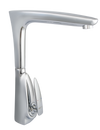 "UCORE Sorosh - Single-hole Kitchen Faucet w/ 8"" Swing Spout"