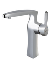 Lungile - Single Handle Bathroom Vessel Sink Faucet