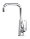 "UCORE Lucine - Single-hole Kitchen Faucet w/ 8"" Swing Spout"