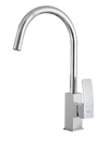 "UCORE Joost - Single-hole Kitchen Faucet w/ 7.5"" Swing Spout"