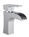 Faale - Single Handle Waterfall Bathroom Faucet