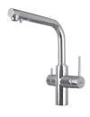 UFC93PS0034 - Kitchen Faucet w/ Dual Levers For Filtered Water and Temperature Control
