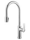 UCORE Andrej - Pull-Down Kitchen Sink Faucet