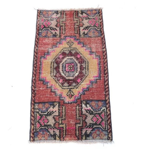 Mini Turkish Rug I