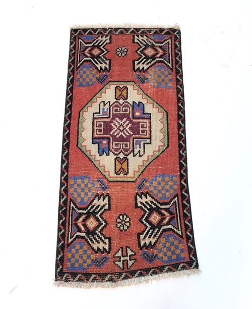 Mini Turkish Rug 13