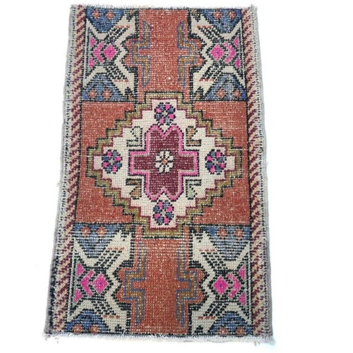 Mini Turkish Rug 11
