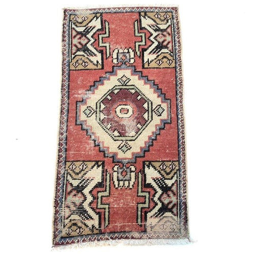Mini Turkish Rug 10